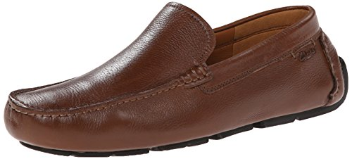 Clarks Men's Davont Drive Slip-On Loafer - Tan - 9.5 D(M) US