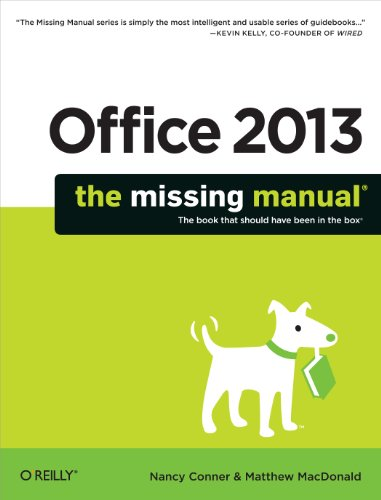 Download Office 2013: The Missing Manual Pdf
