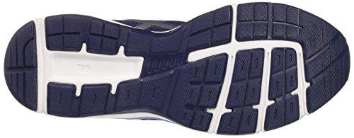 Regatta Blue Indigo Galaxy Silver Blue Mujer Zapatillas para Gel de Azul 9 Asics Entrenamiento gwx7qB7O