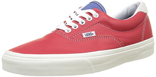 Adulto UK 40 Talla EU Vintage Color Sport 7 59 US 8 Vans Rojo Era 5 Zapatillas Unisex qx6gWIpfwA