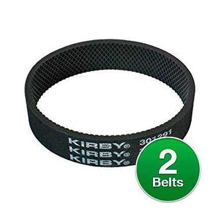 2 x Belts for KIRBY Vacuum Cleaner G3 G4 G5 Diamond Sentria Ultimate G