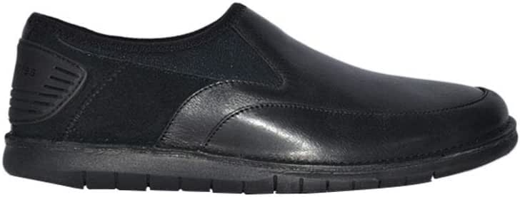 Hush Puppies Adept Bolt Slip On Shoe for Men, Black - HM01579-002