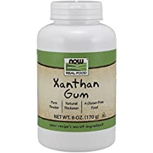 NOW Foods Xanthan Gum, 6 Ounce