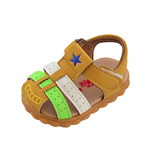 Garcon Chaussure Bébé Ouneed® Marche De Eet Sandales Ete Garçon Bebe Kc1JTlF