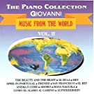 MUSIC FROM THE WORLD VOL.II GIOVANI