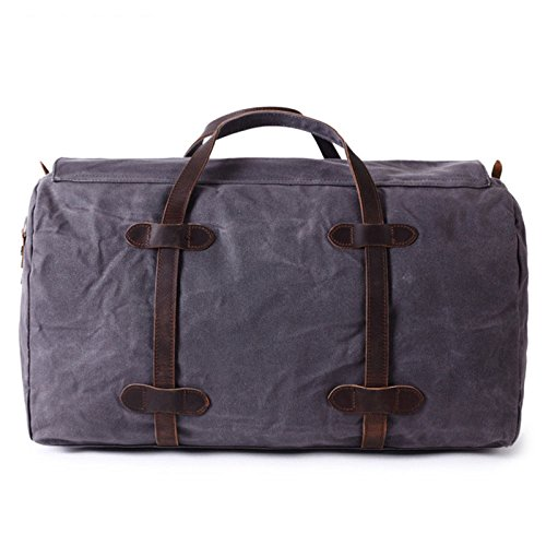 Bagage Batik Homme Toile Voyage De Distance Direction Femme Courte Portable Casual Et Sac Darkgray Pour xqOdYxEw