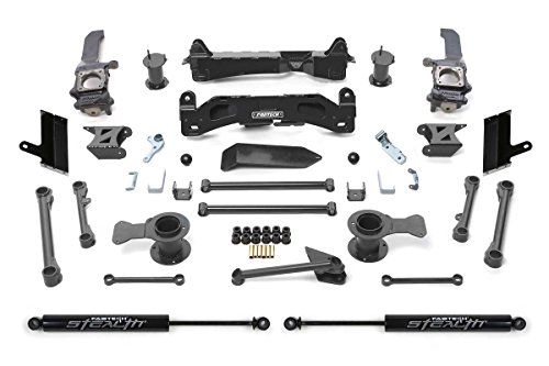 Fabtech FTS26082 Block Kit Rear For 6 in. Lift For PN[K7059M/K7060DL/K7061DL/K7059/K7066/K7066M/K7067DL/K7068DL] Block Kit