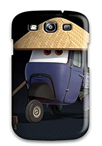 Tpu Case Cover Compatible For Galaxy S3/ Hot Case/ Cars 2 Movie