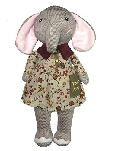 Doll Fairy Plush (Crib Critters Ella Tooth Fairy Plush Doll)