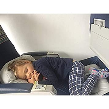 Fly Legsup Flu 001 Flugzeug Kinderbett 0 9 Jahre Blau Amazon De