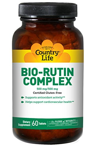 in Complex -- 500 mg - 60 Tablets (Biorutin Complex)