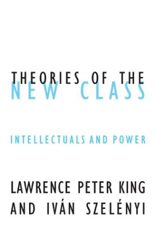 Download Theories Of The New Class: Intellectuals And Power (Contradictions of Modernity) pdf