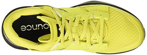 adidas Zg Bounce Trainer, Zapatillas de Deporte para Hombre Verde (Limsho / Verbas / Negbas)