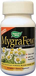 Nature's Way MygraFew 90 Tabs