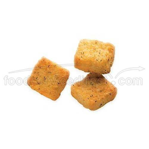 Sugar Foods Fresh Gourmet Plain Crouton Cube, 10 Pound - 1 each.