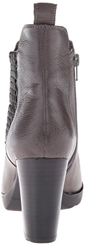 Leather Zana Grey Boot Women's Vita Bella qHxOXwHg