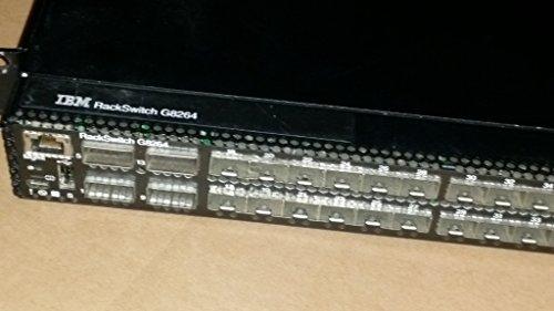 IBM G8264R Rack Mount Switch (64 Port) 7309-Hc4 7309-64F 90Y9488 90Y9486