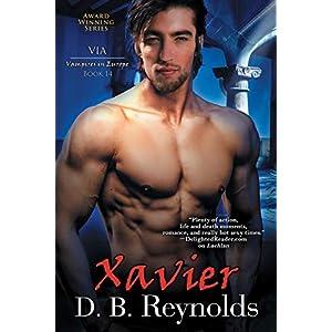 Xavier (Vampires in Europe)