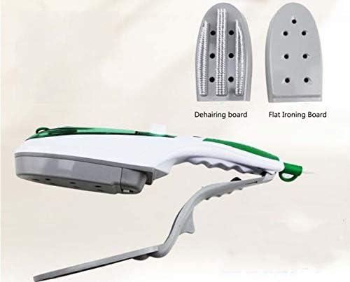 UL 650W Vêtements vêtements de poche Voyage portable Fer électrique Brosse à vapeur Retirez jsmhh