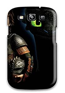 Andrew Cardin's Shop Hot Fashion Design Case Cover For Galaxy S3 Protective Case (how To Train Your Dragon 2) 7524335K36034583