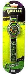 Teenage Mutant Ninja Turtles Power Fast Wrap LCD Watch