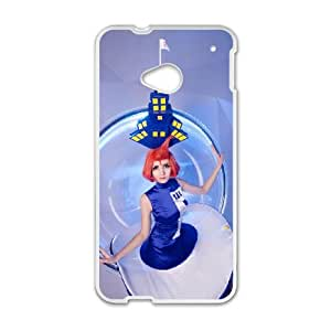 HTC One M7 Cell Phone Case White Meet the Robinsons Phone Case Cover Customized Design XPDSUNTR16894