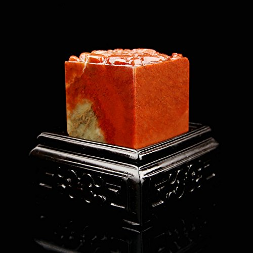 YZ020 Hmay Chinese Name Chop (4cm)/Handmade Carve Personalize Customized Traditional Calligraphy Painting Art Stamp Seal by Hmay Personalize Seal (Image #5)