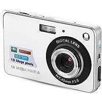 GordVE 2.7 inch TFT LCD HD Mini Digital Camera-Silver