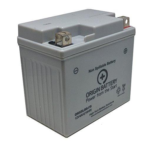 Suzuki LT80 QuadSport 80 Battery, Also Fits LT-Z50 QuadSport