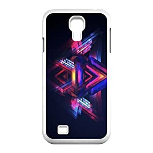 abstract art 8 Samsung Galaxy S4 9500 Cell Phone Case White 53Go-243939