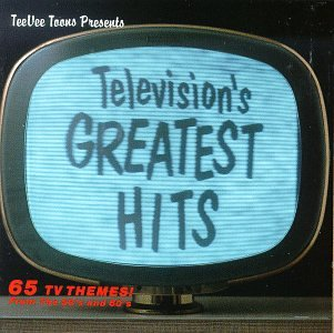 Cover of Television's Greatest Hits, Vol. 1: From the 50s and 60s