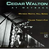 Cedar Walton at Maybeck, Volume 25