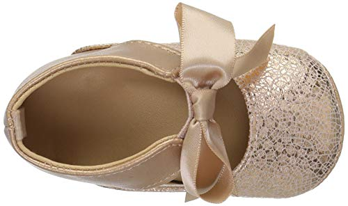 Baby Deer Girls' 02-4795 Ballet Flat, Rose Gold, 1 Medium US Infant by Baby Deer (Image #8)