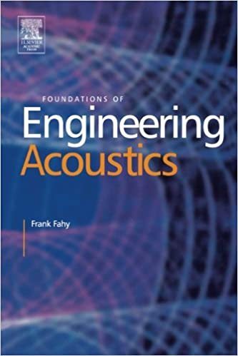 Book Foundations Of Engineering Acoustics