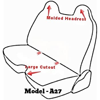 Amazon Com A27 Chevy S10 Gmc Sonoma S15 Front Bench 12mm