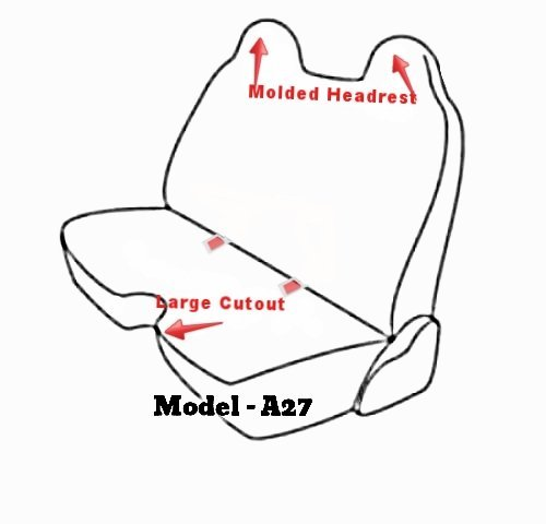 Chevy S10 Truck Seats - 5