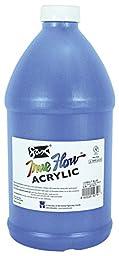 Sax True Flow Medium-Bodied Acrylics - 1/2 Gallon - Cobalt Blue