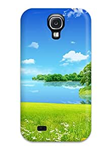 Best Premium Creative Summer Dreamland Back Cover Snap On Case For Galaxy S4