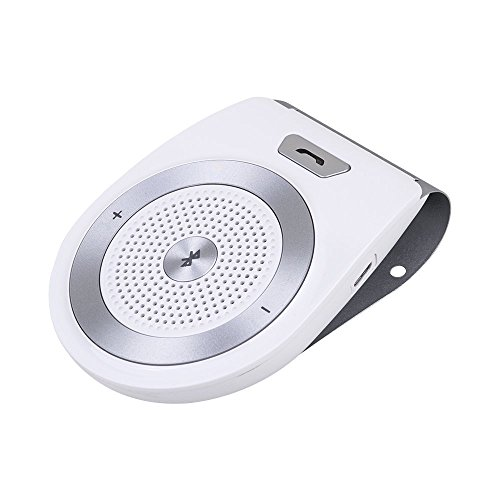 sun visor bluetooth speakerphone - 6