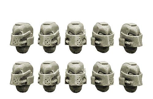 Bits: Space Knights Helmets ()