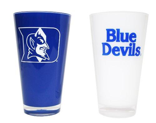 NCAA Duke Blue Devils 20-Ounce Insulated Tumbler - 2 Pack
