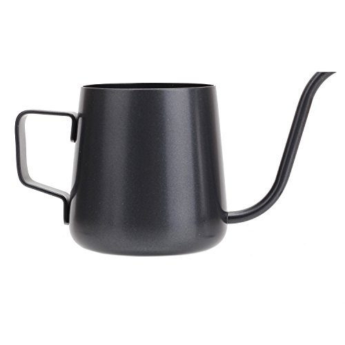 250mL Drip Coffee Kettle Mini-cup Coffee Pot Teapot Teflon S