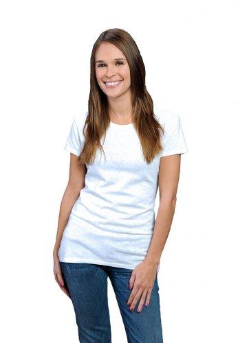 Organic Hemp Shirt (ONNO Women's Hemp T-Shirt M White)