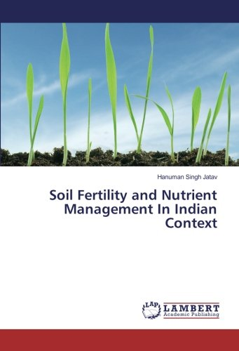 Download Soil Fertility and Nutrient Management In Indian Context pdf epub