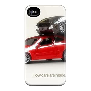 EiweaqH149dAGxn Tpu Phone Case With Fashionable Look For Iphone 4/4s - How Cars Are Made