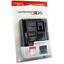 Nintendo 3DS Game Card Case 24 - Black - Standard Edition