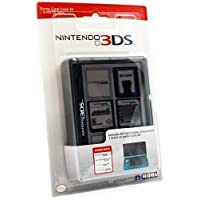 Nintendo 3DS - Game Card Case (24 Spiele) [New Nintendo 3DS, Nintendo 3DS, Nintendo DS] schwarz