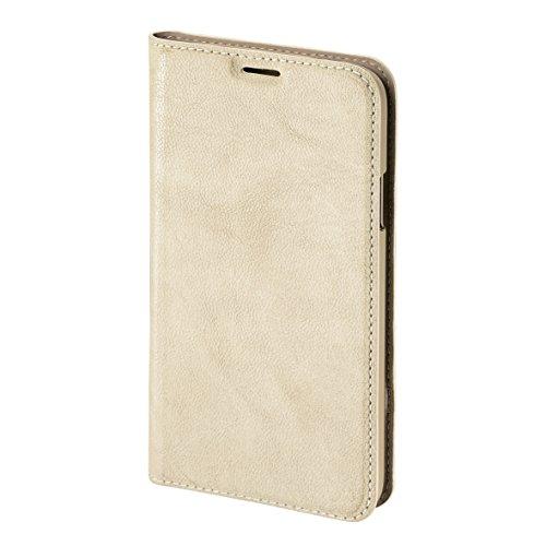Hama Protection Livret Étui pour Apple iPhone 6/6S–Blanc