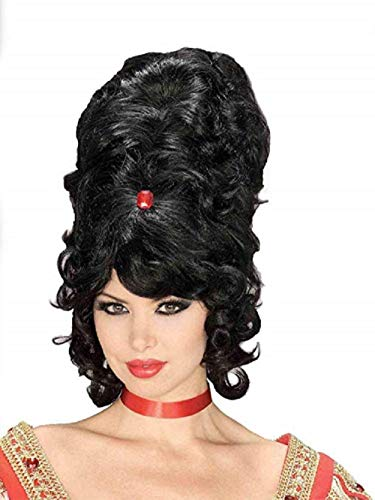 Forum Novelties Gogo Beehive Wig, Black -