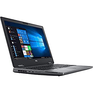 "Dell Precision 7530 VR Ready 1920 X 1080 15.6"" LCD Mobile Workstation with Intel Core i7-8850H Hexa-core 2.6 GHz, 16GB RAM, 512GB SSD"